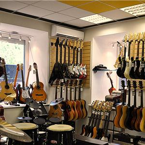 Музыкальные магазины Нарофоминска