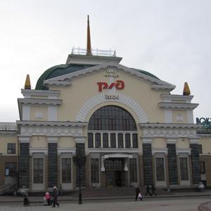 Железнодорожные вокзалы Нарофоминска
